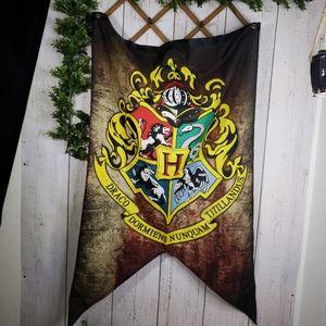 Harry Potter banner flag